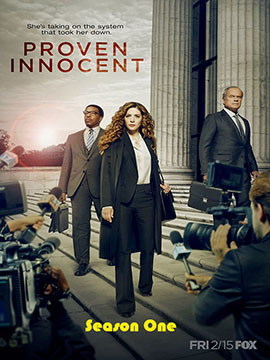 Proven Innocent - The Complete Season One