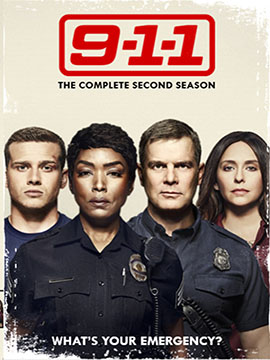 9-1-1 - The Complete Season Two