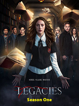 Legacies - The Complete Season One