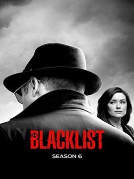 The Blacklist - The Complete Season Six