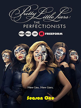 Pretty Little Liars: The Perfectionists - The Complete Season One