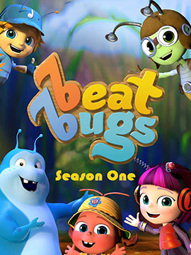 Beat Bugs - The Complete Season One - مدبلج