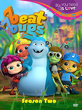 Beat Bugs - The Complete Season Two - مدبلج