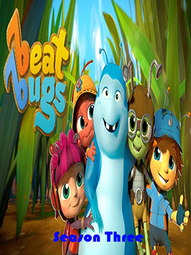 Beat Bugs - The Complete Season Three