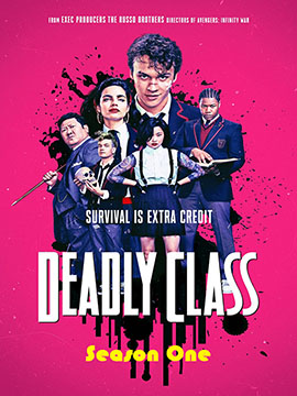 Deadly Class - The Complete Season One