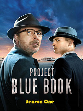 Project Blue Book - The Complete Season One