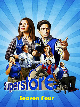 Superstore - The Complete Season Four
