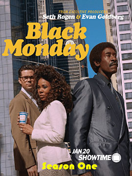 Black Monday - The Complete Season One