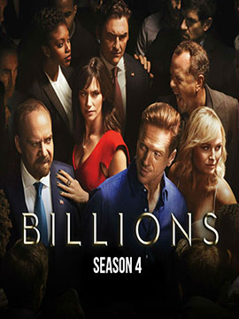Billions - The Complete Season Four