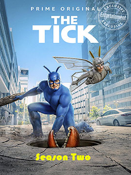 The Tick - The Complete Season Two