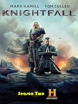Knightfall - The Complete Season Two