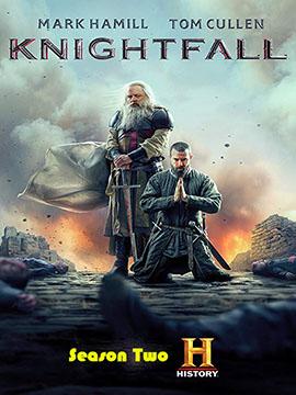 Knightfall - The Complete Season Two