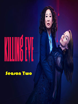 Killing Eve - The Complete Season Two