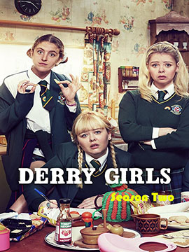 Derry Girls - The Complete Season Two