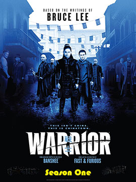 Warrior - The Complete Season One
