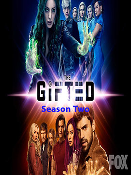 The Gifted - The Complete Seasone Two