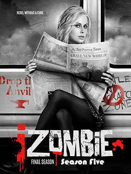 iZombie - The Complete Season Five