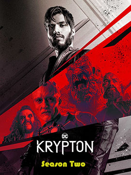 Krypton - The Complete Season Two
