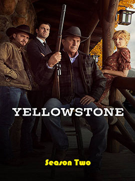 Yellowstone - The Complete Season Two