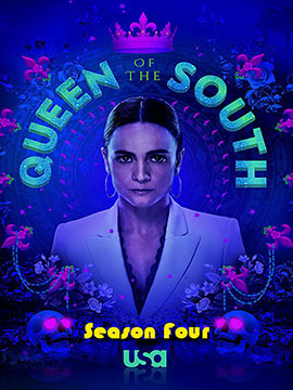 Queen of the South - The Complete Season Four