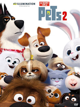 The Secret Life of Pets 2 - مدبلج