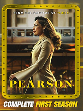 Pearson - The Complete Season One