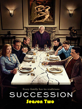 Succession - The Complete Season Two