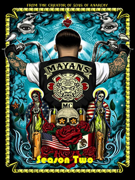 Mayans M.C. - The Complete Season Two
