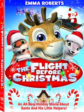 The Flight Before Christmas - مدبلج
