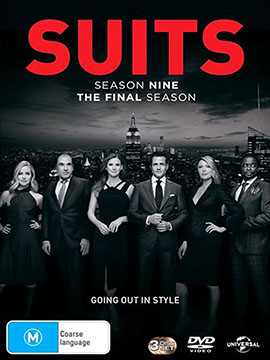 Suits - The Complete Season Nine