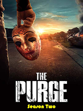 The Purge - The Complete Season Two