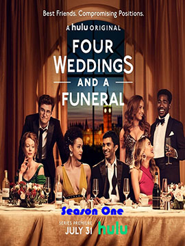 Four Weddings and a Funeral - The Complete Season One