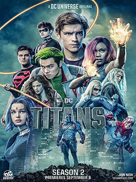 Titans - The Complete Season Two