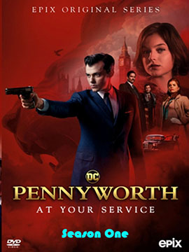 Pennyworth - The Complete Season One