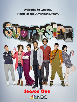 Sunnyside - The Complete Season One