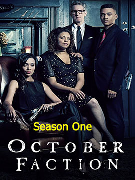 October Faction - The Complete Season One