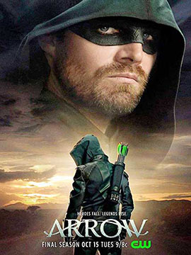 Arrow - The Complete Season Eight