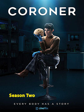 Coroner - The Complete Season Two