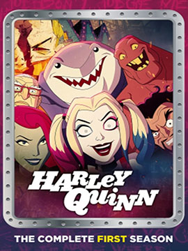 Harley Quinn - The Complete Season One