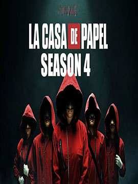 La casa de papel - The Complete Season Four
