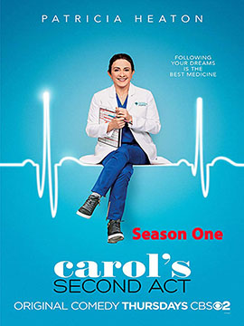 Carol's Second Act - The Complete Season One