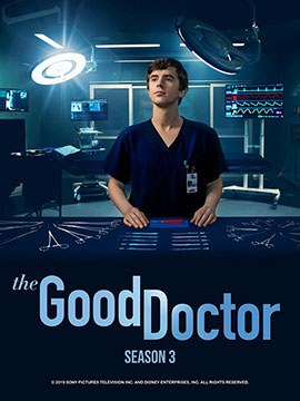 The Good Doctor - The Complete Season Three