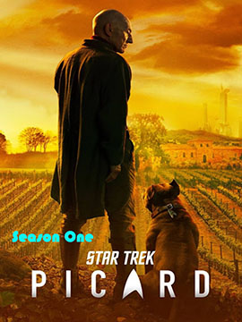 Star Trek: Picard - The Complete Season One