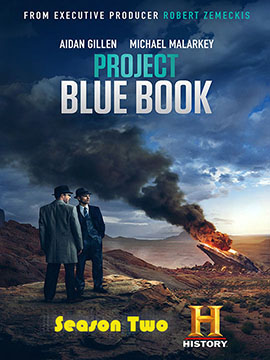 Project Blue Book - The Complete Season Two