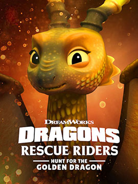 Dragons: Rescue Riders: Hunt for the Golden Dragon - مدبلج