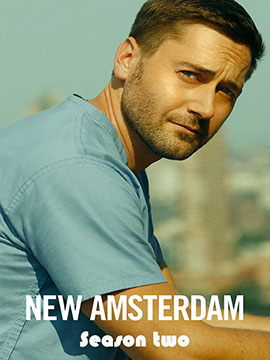 New Amsterdam - The Complete Season Two