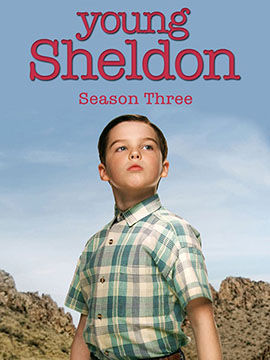 Young Sheldon - The Complete Season Three
