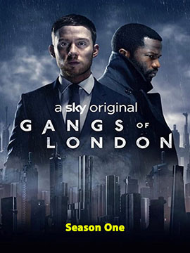 Gangs of London - The Complete Season One