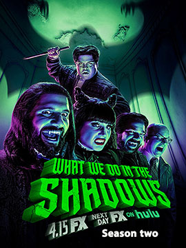 What We Do in the Shadows - The Complete Season Two