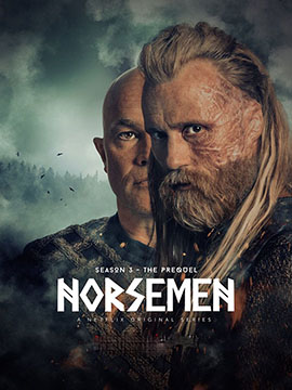 Norsemen - Vikingane - The Complete Season Three